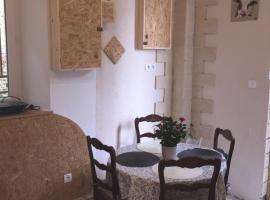 Loft, Bourg-sur-Gironde (рядом с городом Prignac-et-Marcamps)