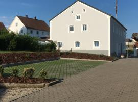 Ferienwohnung zum Dorfwirt, Riedenburg
