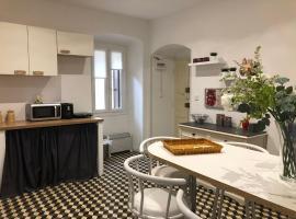 Appartement village de Borgo, Borgo