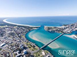 Sunrise Luxury Apartments, Tuncurry