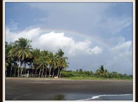 Plumita Pacifica Costa Rica Paradise, Playa Junquillal (Paraíso yakınında)