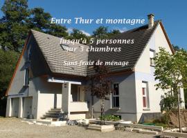 Entre Thur et montagne