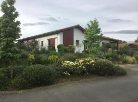 Maison Fleurie, Uhart-Cize (рядом с городом Lasse)