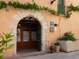 Cal Maginet, Vilavert (рядом с городом Rojals)
