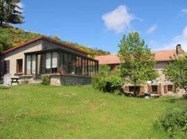 Chez Monique et Bernard, Thoras (рядом с городом Grandrieu)