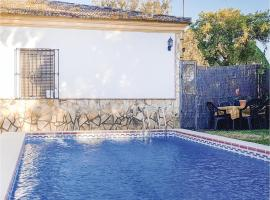Four-Bedroom Holiday Home in Las Abiertas, Las Abiertas (Algar yakınında)