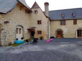 Gîte Pyrénées, Escou (рядом с городом Estialescq)