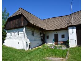 Two-Bedroom Holiday Home in Drazov, Dražov (Vacov yakınında)