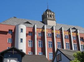 Haus des Volkes - Das Bauhaushotel, Probstzella (Gräfenthal yakınında)