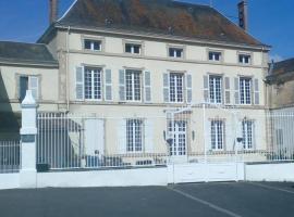 L'ancienne École, Geay (рядом с городом Chiché)