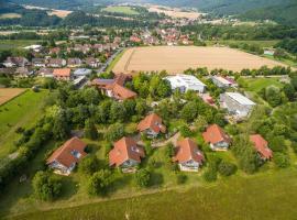 Landhotel Am Rothenberg, Volpriehausen (Hardegsen yakınında)