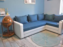 "Luxury Apartment ""Blue Sea"""