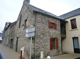 Neant Sur Yvel Brittany, Néant-sur-Yvel (рядом с городом Mauron)