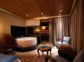 Blue Tuana Suite