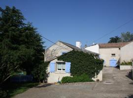 Domaine de Gleyre, Villardonnel (рядом с городом Les Martys)
