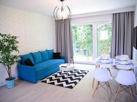 Sloneczne Tarasy- M&K Apartamenty