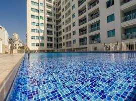 Apartamento en el Rodadero (5 personas máximo) cerca del Arrecife Mall