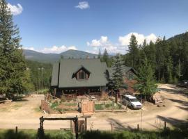 Huckleberry Mountain Homestead & Breakfast, Cocolalla