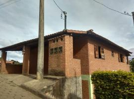 Casa Canto da Vila Ibitipoca, Lima Duarte (Conceição da Ibitipoca yakınında)