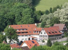 Akzent Hotel Goldener Ochsen, Cröffelbach (Braunsbach yakınında)