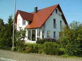 Ferienwohnung Belisa, Burgau (Rettenbach yakınında)
