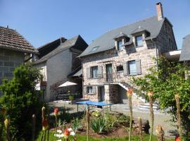 La maison de Julien et Marie-Louise, Objat (рядом с городом Voutezac)