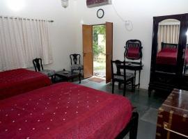Sharad Baug Palace, Bhuj (рядом с городом Bherandiāla)