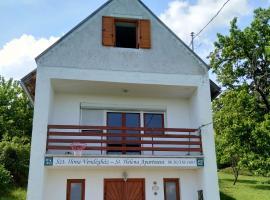 Szent Ilona Vendégház, Monoszló
