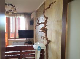 Rooms on Tekstilshchiki