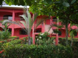 Aparthotel Brisa Bonita, Esterillos Este (Loma yakınında)