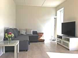 New Clean Modern House in Beautiful Nature 20 mins to CPH Downtown, Birkerød