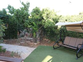 AJ gardens apartment, Нацерет (рядом с городом Tel 'Adashim)
