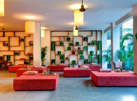 亞洲茶館城市酒店