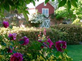 A Country Barn Retreat