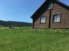 Cottage Marko, Лазещина