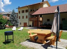 Ferienhof Weingenuss, Cortina Sulla Strada Del Vino (Magrè all' Adige yakınında)