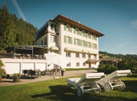 Sonnegg Hotel Garni, Zweisimmen
