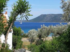 Christou Houses, Стени-Вала (рядом с городом Agios Dimitrios)