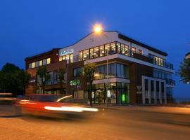 Hotel Sinchronas, Telšiai