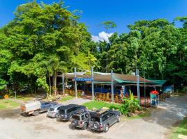 Safari Lodge, Cape Tribulation