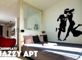 Karinflats – Jazzy apt.