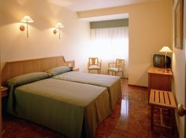Hotel Chané, Ла-Пуэбла-де-Альфинден (рядом с городом Villafranca de Ebro)