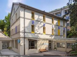 Montreux Youth Hostel, Montreux