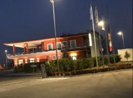Caffetteria La Terrazza Hotel, Ceprano (Strangolagalli yakınında)