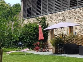 Gite de la tannerie 3, Динан (рядом с городом Lanvallay)