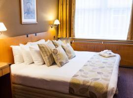 Best Western Sheffield City Centre Cutlers Hotel