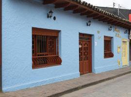 Hospedaje La Casona, Tabio (Tenjo yakınında)