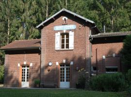 Bernafay Wood B&B, Montauban-de-Picardie (рядом с городом Frise)