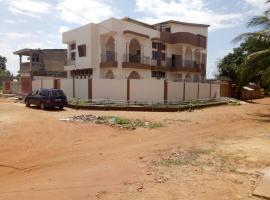 Villa Iman_Appartement F2, Porto-Novo (Djérigbé yakınında)