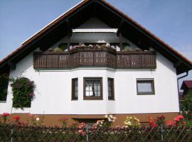 Ferienwohnung Eva-Maria, Mahlberg